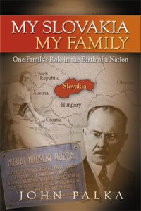 Cover of My Slovakia, My Family