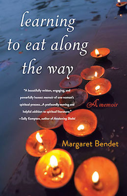 Cover of Learning to Eat Along the Way by Margaret Bendet